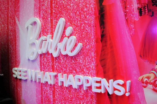 Barbie Play With Fashion | Photo by Ernest Santos
