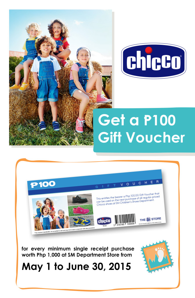 P100 off Chicco